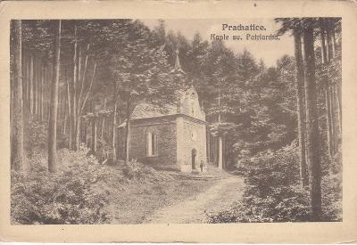 Prachatice - kaple sv. Patriarcha
