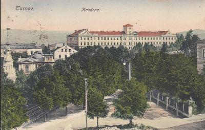 Turnov - Kasárna