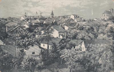 Turnov - pohled na město