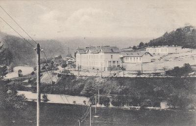 Semily - okresní nemocnice