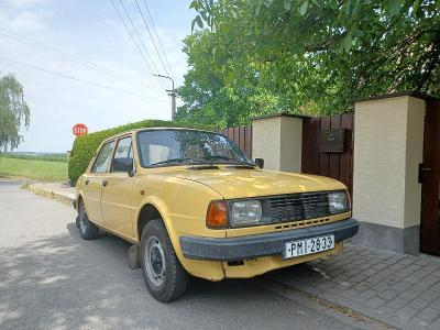 Škoda 105, rok výroby 1985, původní stav!