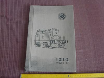 MOTOROVÁ LOKOMOTIVA T211.0