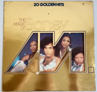 Boney M- 20 Golden Hits
