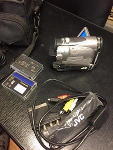 Videokamera  JVC GR-D240E  funkční