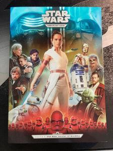 Star Wars KOMPLETNÍ sběratelské album