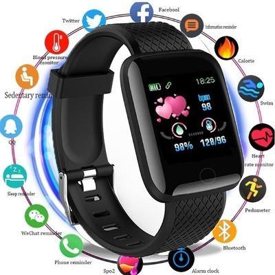 IP67 vodotěsné chytré hodinky