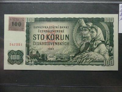 100K, SERIE G83, LEPENÝ KOLEK, LUXUS N  /R2225/