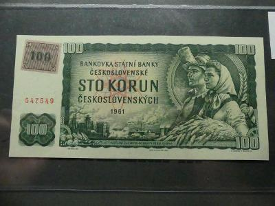 100K, SERIE G83, LEPENÝ KOLEK, LUXUS N  /R2227/