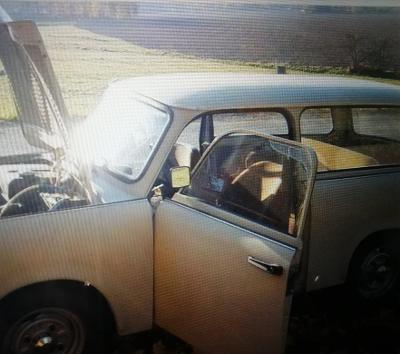 Trabant 601 Combi S