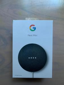 Chytrý reproduktor Google Nest Mini