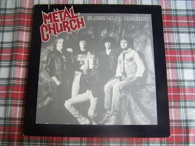 Metal Church Bessing in disguise