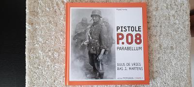 kniha Pistole P.08 Parabellum