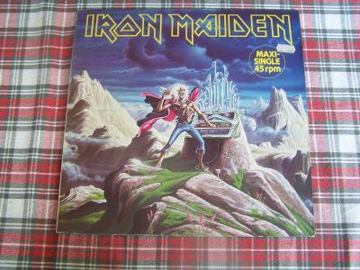 Iron maiden Maxi single