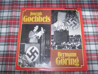 Joseph Goebbels Hermann Goring Deska !!!!