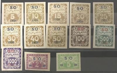 ČSRI - SO1920 doplatní - kompletní sestava