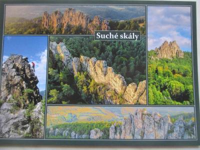 Suché skály Český ráj SK