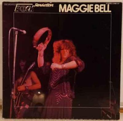 LP Maggie Bell - The Greatest Rock Sensation, 1975 EX