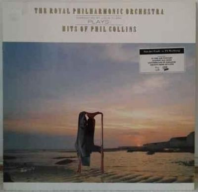 LP Phil Collins - The Royal Philharmonic Orchestra Plays Hits Of... EX