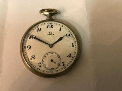 Kapesní hodinky zn. OMEGA