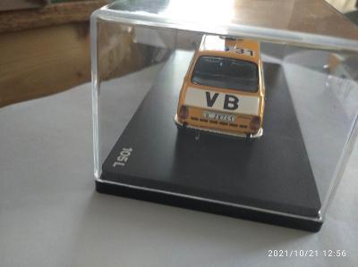 Škoda VB Abrex 1:43