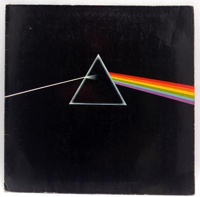Pink Floyd THE DARK SIDE OF THE MOON - původní vydání 1973! - Vinyl/LP