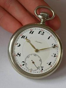 ! DOXA staré pánské kapesní hodinky v TOP stavu !