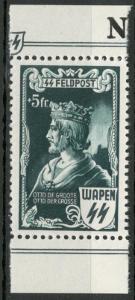 Deutsches Reich - WWII VLÁMSKÉ LEGIE - Mi. IX ** OR