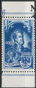 Deutsches Reich - WWII VLÁMSKÉ LEGIE - Mi. XIV ** OR