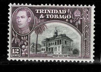 Trinidad a Tobago 1938 Mi 140* - Nr.128