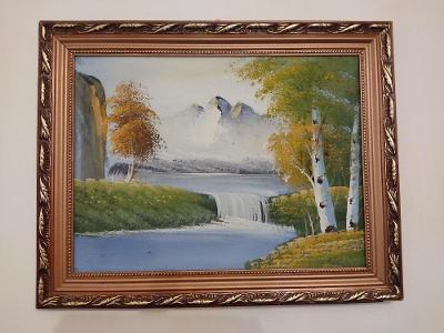 Obraz na plátně , krajina