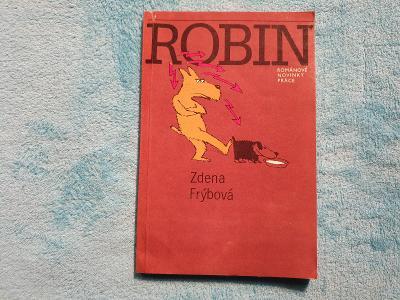 Knížka - ROBIN - od Zdeny Frýbové - Od 1 Koruny