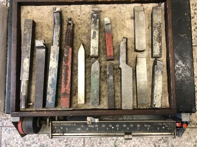 sostružnické nože - set