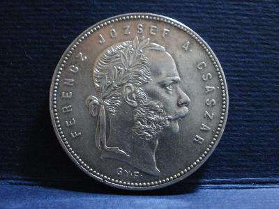 Zlatník 1869 GYF vzácný  !!