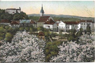Jauernig - Javorník , okr. Jeseník