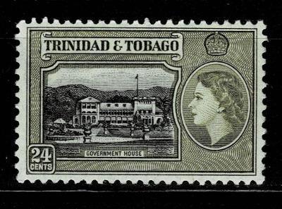 Trinidad a Tobago 1953 Mi 163* - Nr.129