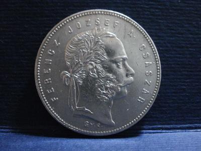 Zlatník 1868 GYF vzácný a velmi pěkný !!