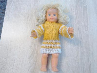 starožitna panenka puv.stav nečištěno Top -STAV
