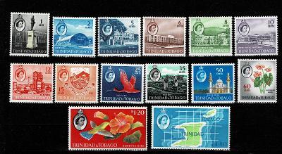 Trinidad a Tobago 1960 Mi 172/86** - Nr.130