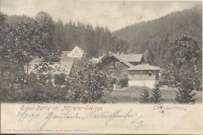 Altvatergebirge - Gabel , DA - Vidly , okr. Bruntál , Jeseníky
