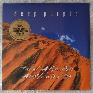 Deep Purple – Total Abandon - Australia '99 - 2LP - Germany - limited