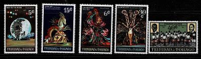 Trinidad a Tobago Mi 259/63* - Nr.131