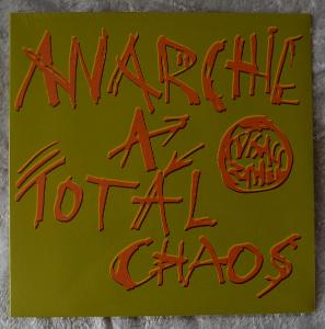 Visací Zámek – Anarchie A Totál Chaos - LP - limited - 192/350
