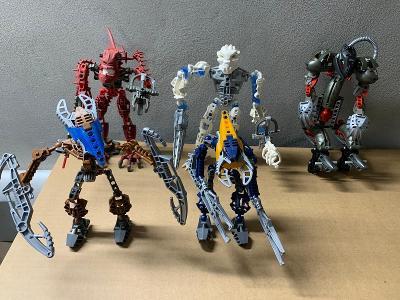Lego Bionicle  -  obrovský mix