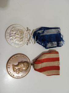 Č.S.R vyznamenání medaile