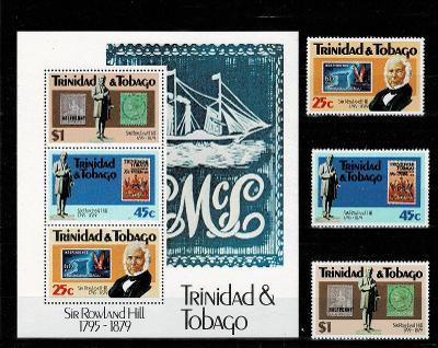 Trinidad a Tobago Mi 401/403 Bl 29** - Nr.43