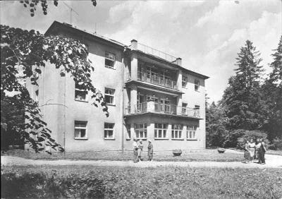 Karviná III - Darkov, léčebný dům Jiřina