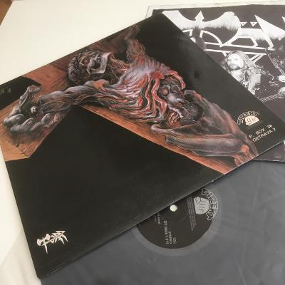 LP TORR - Institut Klinické Smrti (1991, DIREKT RECORDS) TOP STAV!!!!!