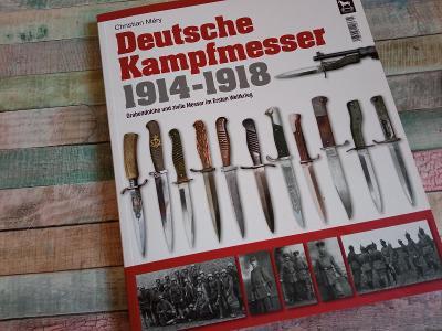 DEUTSCHE KAMPFMESSER - 1914-1918