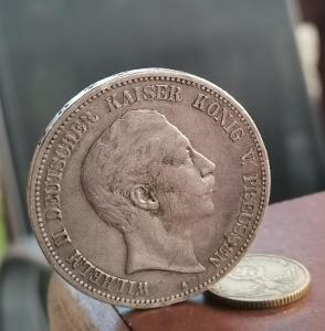 5 Marka 1898 A