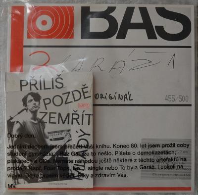 Garáž – Garáž? Na Tu Nemáš! 1981-1994 - 3LP - limited - 455/500